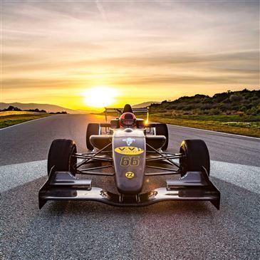 Stage en Formule Renault 2.0 - Circuit du Luc