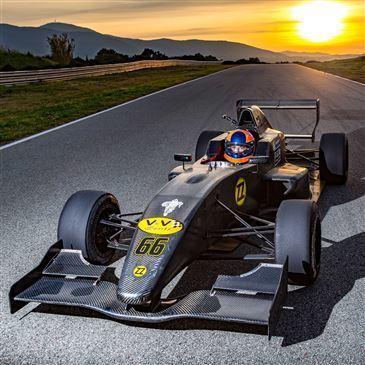 Stage de pilotage Formule Renault en région Provence-Alpes-Côte d'Azur et Corse