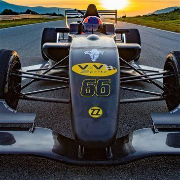 Stage de pilotage Formule Renault proche Circuit du Luc