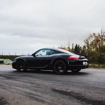 Stage en Porsche Cayman S - Circuit d'Andrézieux