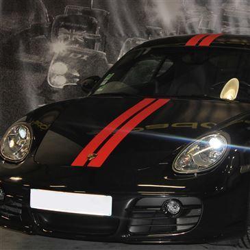 Stage de pilotage Porsche, département Loire