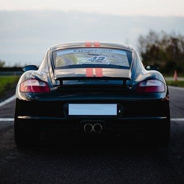 Circuit d'Andrézieux, Loire (42) - Stage de pilotage Porsche