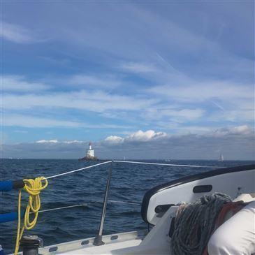 Balade en bateau, département Finistère