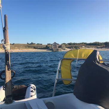 Balade en bateau proche Bénodet