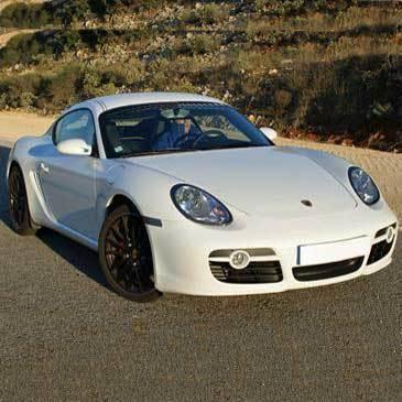 Stage en Porsche Cayman pour Adolescent - Circuit d'Alès