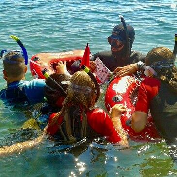 Snorkeling, département Alpes Maritimes