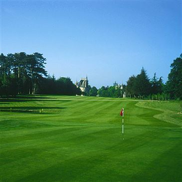 Week end Golf, département Loire Atlantique