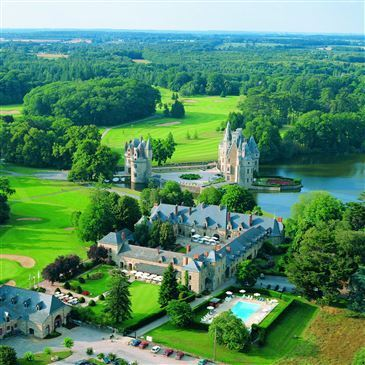 Week end Golf en région Pays-de-la-Loire