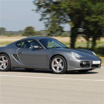 Stage de pilotage Porsche, département Gard