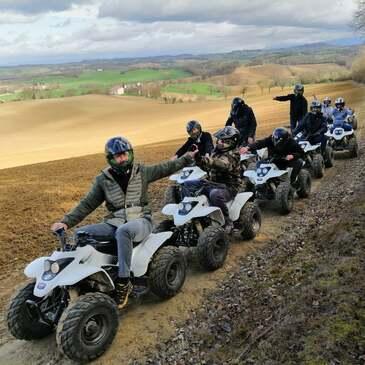 Puylaurens, à 30 min. de Castres, Tarn (81) - Quad & Buggy