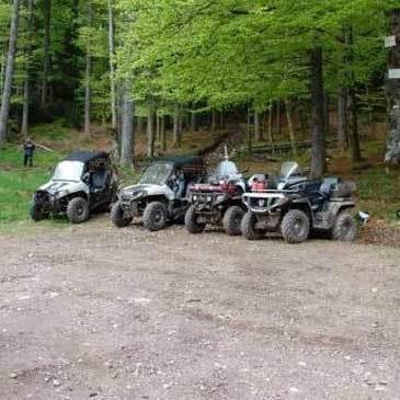 Quad & Buggy en région Lorraine