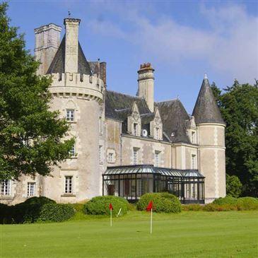 Week-end Golfique et Gourmand au Château des Sept Tours