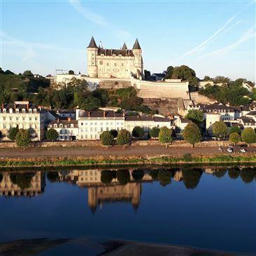 Saumur, Maine et loire (49) - Baptême de l'air montgolfière