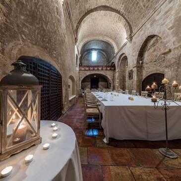 Week End Spa à Salon-de-Provence à l'Abbaye de Sainte-Croix