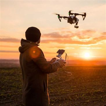 Pilotage de Drone à Clermont-Ferrand