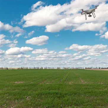 Pilotage de Drone, département Puy de dôme