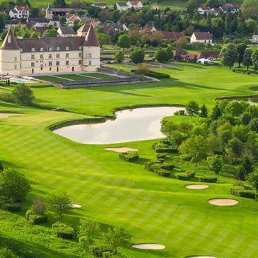 Week-End Golf au Château de Chailly près de Dijon
