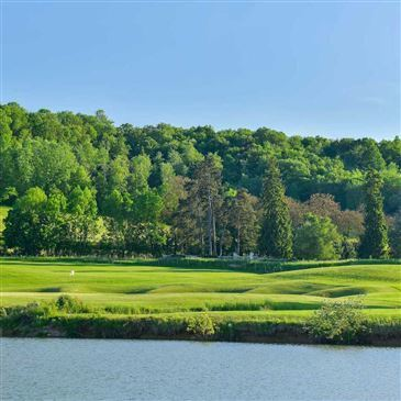 Week end Golf proche Chailly-sur-Armançon, à 45 min de Dijon