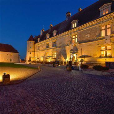 Week end Bien-être au Château de Chailly