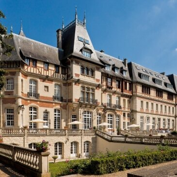 Week-end Bien-être au Château de Montvillargenne