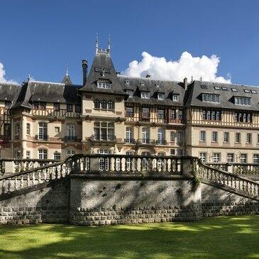 Week-end Gourmand au Château de Montvillargenne