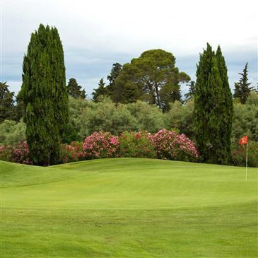Week-end Golf à Montpellier en région Languedoc-Roussillon