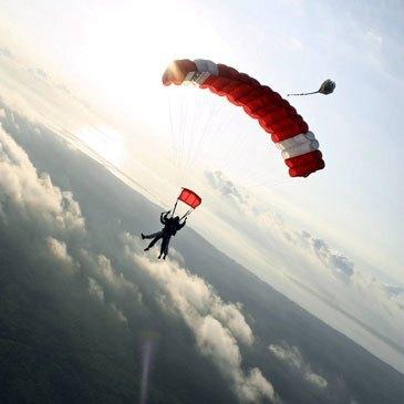 Aérodrome de Montargis-Vimory, à 1h20 de Paris, Loiret (45) - Saut en parachute