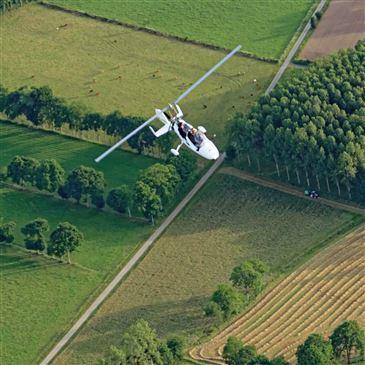 Vol en ULM Autogire près de Rennes - Le Mont-Saint-Michel en région Bretagne