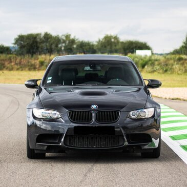 Baptême de Drift BMW M3 - Circuit de Mornay