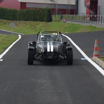 Stage de Pilotage Caterham - Circuit de Mornay