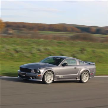 Stage en Ford Mustang Saleen - Circuit de Mornay