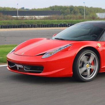 Stage en Ferrari 458 Italia - Circuit de Mornay