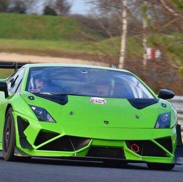 Stage de pilotage Lamborghini, département Creuse