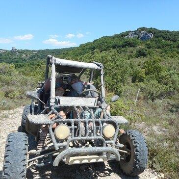 Randonnée en Buggy en Ardèche