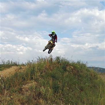 Stage de Moto-Cross en Ardèche