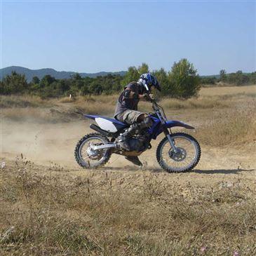 Stage de pilotage moto, département Ardèche