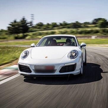 Baptême en Porsche 911 Carrera - Circuit de Charade