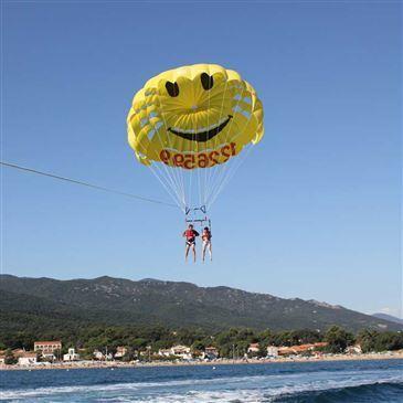 Parachute Ascensionnel à Argelès-sur-Mer
