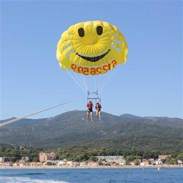Parachute Ascensionnel, département Pyrénées orientales