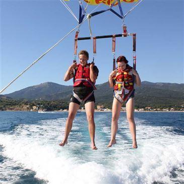 Parachute Ascensionnel en région Languedoc-Roussillon