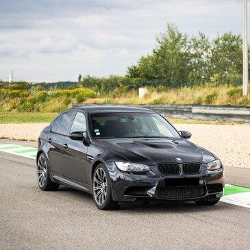 Baptême de Drift BMW M3 - Circuit du Grand Sambuc