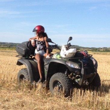 Uzès, à 45 min d'Avignon, Vaucluse (84) - Quad & Buggy