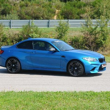 Stage de Pilotage BMW M2 - Circuit de Chenevières