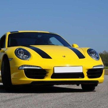 Stage en Porsche 991 S - Circuit de Chenevières