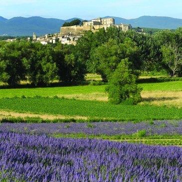 Week end en Amoureux, département Drôme