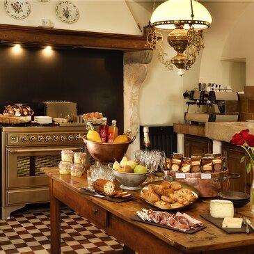 Week-end Gourmand près de Valréas à la Ferme Chapouton en région Provence-Alpes-Côte d'Azur et Corse