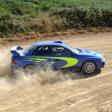 Stage de Pilotage Rallye en Subaru près de Bourges