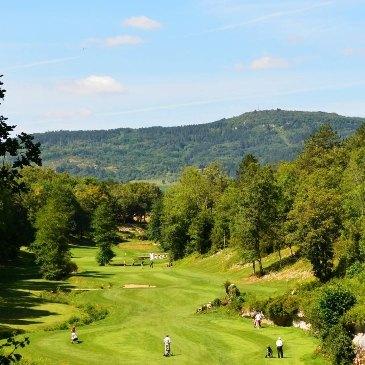 Week-End avec Cours de Golf près de Dijon