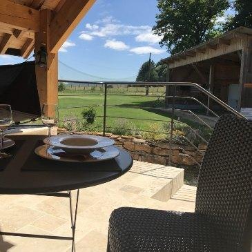 Week-End avec Cours de Golf près de Dijon en région Bourgogne