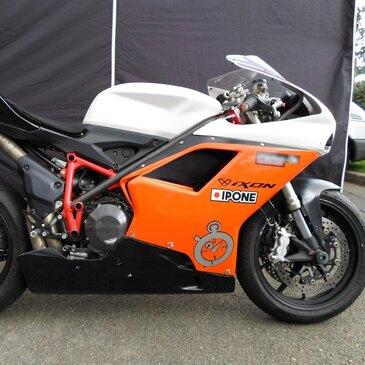 Stage de pilotage moto, département Gard
